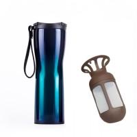 XIAOMI KissKissFish MOKA - Smart Coffee Travel Mug OLED Screen 430ml