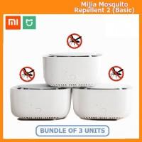 XIAOMI MIJIA Bundle Set of 3 - Mosquito Repellent Killer Basic Version