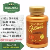 Nature's Health Optima Multivitamins 60 Tablet