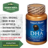 Nature's Health DHA Complex 60 Softgel