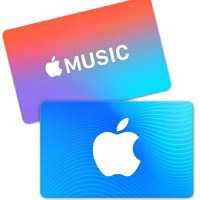Harga apple music e gift card 4 bulan langganan individual plan usa | antitipu.com
