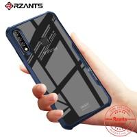 Untuk Infinix Smart 3 Plus Case Clear Hard Back TPU Edge ShockProof An