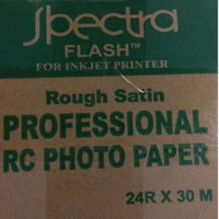 Spectra 24R x 30 Satin u/Plotter Printer HP, Canon Epson