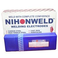 Kawat Las Nihonweld Hardfacing NHF-800K dia 3.2mm