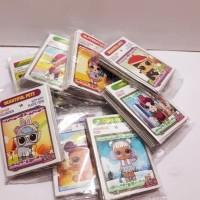[CHILD] Kwartet kartu LOL karakter NEW mainan anak