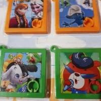 [CHILD] Puzzle anak mainan edukasi geser sampai membentuk gambar