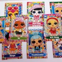 [CHILD] LOL surprice collectible doll card koleksi