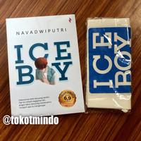 Novel ICE BOY (Navadwiputri)