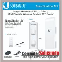 Ubiquiti Nanostation M2 2.4GHz NSM2 Nano Station M2