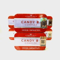 Candy B Complex Original isi 12pcs