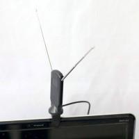 2BC1 MyGica Mini Antena Indoor TV Digital Plug MCX - Black