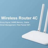 New Xiaomi Mi 4C Wireless Router 2.4GHz / 300Mbps / Four Antennas