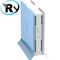 New Mikrotik Router RB941-2nD-TC HAP Lite - Blue White