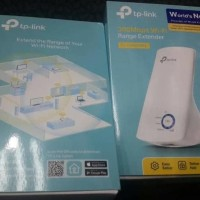 New TP LINK TL-WA850RE (Up To 300 Mbps - WiFi Range Extender)