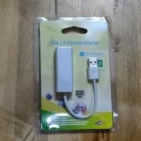 New USB LAN Adapter / Converter USB to LAN / USB To Ethernet RJ45