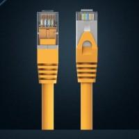 New Vention VPC6SSTP 40M Kabel Lan Cat6a Pure Cat6 RJ45 Gigabit SSTP