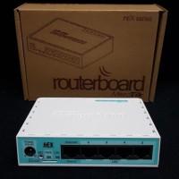 New Mikrotik Routerboard RB750Gr3 ( hEX ) 5 Port Gigabit