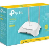 New TP-Link TL-WR840N : 300Mbps TPLink WiFi Wireless N Router WR840