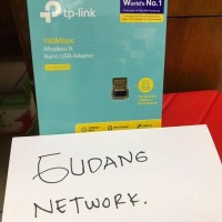 New TP-LINK TL-WN725N USB Nano Receiver / Wireless USB WiFi TPLINK