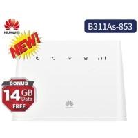 New Wifi Router Modem Wifi 4G Huawei B311 UNLOCK All Operator Free
