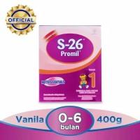 S26 Promil Tahap 1 400gr Vanila