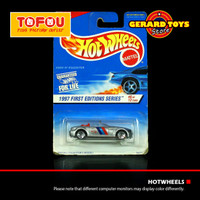 Mainan Mobil Hotwheels BMW M Roadster 97 First Editions ORIGINAL MURAH