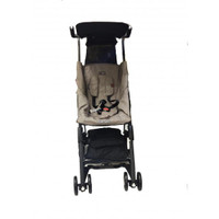 Cocolatte 8381 Pockit 2S Cover Dark Grey Stroller /Kereta Dorong Bayi