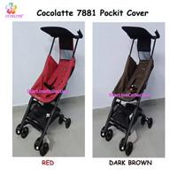 Cocolatte 7881 Pockit Cover / Stroller / Kereta Dorong Bayi