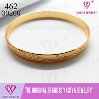 Gelang Lapis emas perhiasan imitasi gold Yaxiya Jewelry 462