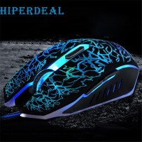 HIPERDEAL Profesional Colorful Backlight 4000 DPI Optical Wired