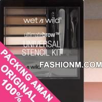 Wet n Wild Ultimate Brow Universal Stencil Kit thumbnail