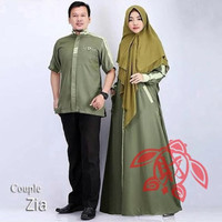 Couple Gamis Balotelli Zia