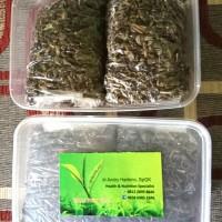 Slimming tea (teh hijau dari perkebunan Pagilaran & Cukul)