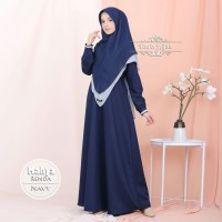Gamis mahya dress by fania hijab