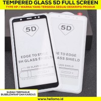 Tempered Glass 5D Oppo A3S A57 A59 F1S F1+ F3 F5 F9 PLUS Full Cover