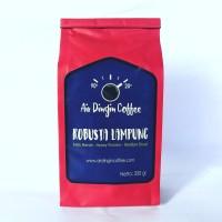 Kopi Robusta Lampung Petik Merah (Red Cherry) Honey Process 250 gr
