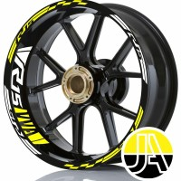 stiker velg motor wheels sticker Yamaha R15 VVA motogp ring 17