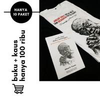Paket (buku+kaus) Suatu Hari di Kehidupan Pramoedya Ananta Toer