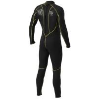 Slinx Baju Renang Pria One Piece Lengan Panjang Quick Dry U Snorkeling