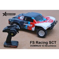 FS Racing SCT Shortcourse Dominus V2 1/10 Brushless 4WD 2.4Ghz RTR