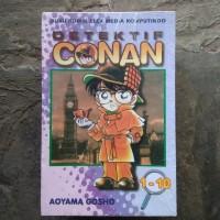 box set komik detektif Conan 1-20