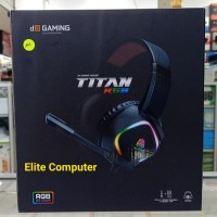 Digital Alliance Titan RGB Gaming Headset / DA Titan RGB