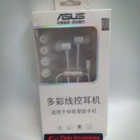 Earphone Headset Handfree Asus Zenfone 2 Laser Original 100