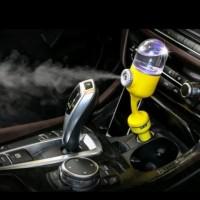 Pewangi Pengharum Mobil Aromatherapy Pelembab Udara Humidifier Mobil