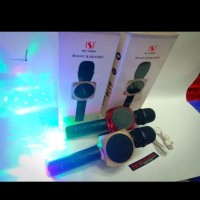 Mic Magic Karaoke YS-82 Bluetooth Portable Wireless Microphone Speaker