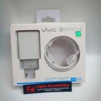 Tc Charger Vivo Qualcomm 3.0 4A Original