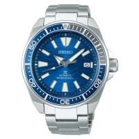 Seiko Prospex SRPD23K1 Samurai Great White Shark SRPD23 Save the Ocean