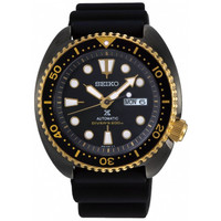Seiko Prospex SRPD46K1 Turtle Black Gold Abalon Night SRPD46