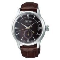 Seiko Presage SSA393J1 Automatic Cocktail Black Cat Martini SSA393