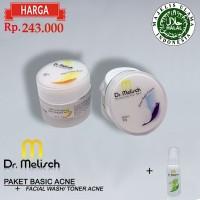 Paket Basic Acne Plus Toner Atau Facial Wash